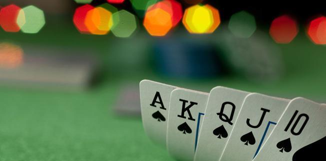 The Casino Ruin Theory