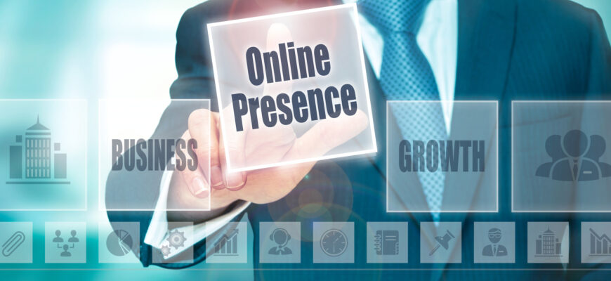 5 Reasons to Grow Your Business's Online Presence