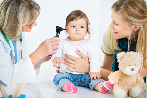 What Can You Do if Your Child Shows Symptoms of Hearing Loss?